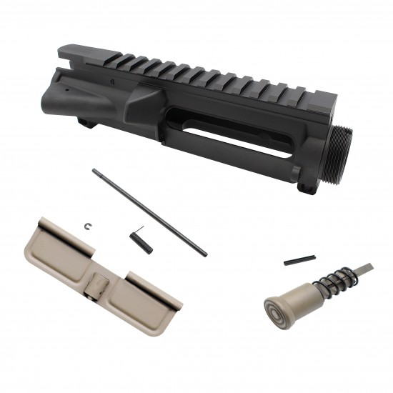 AR-15 Upper Receiver, Dust Cover and Forward Assist [Cerakote Color Option]